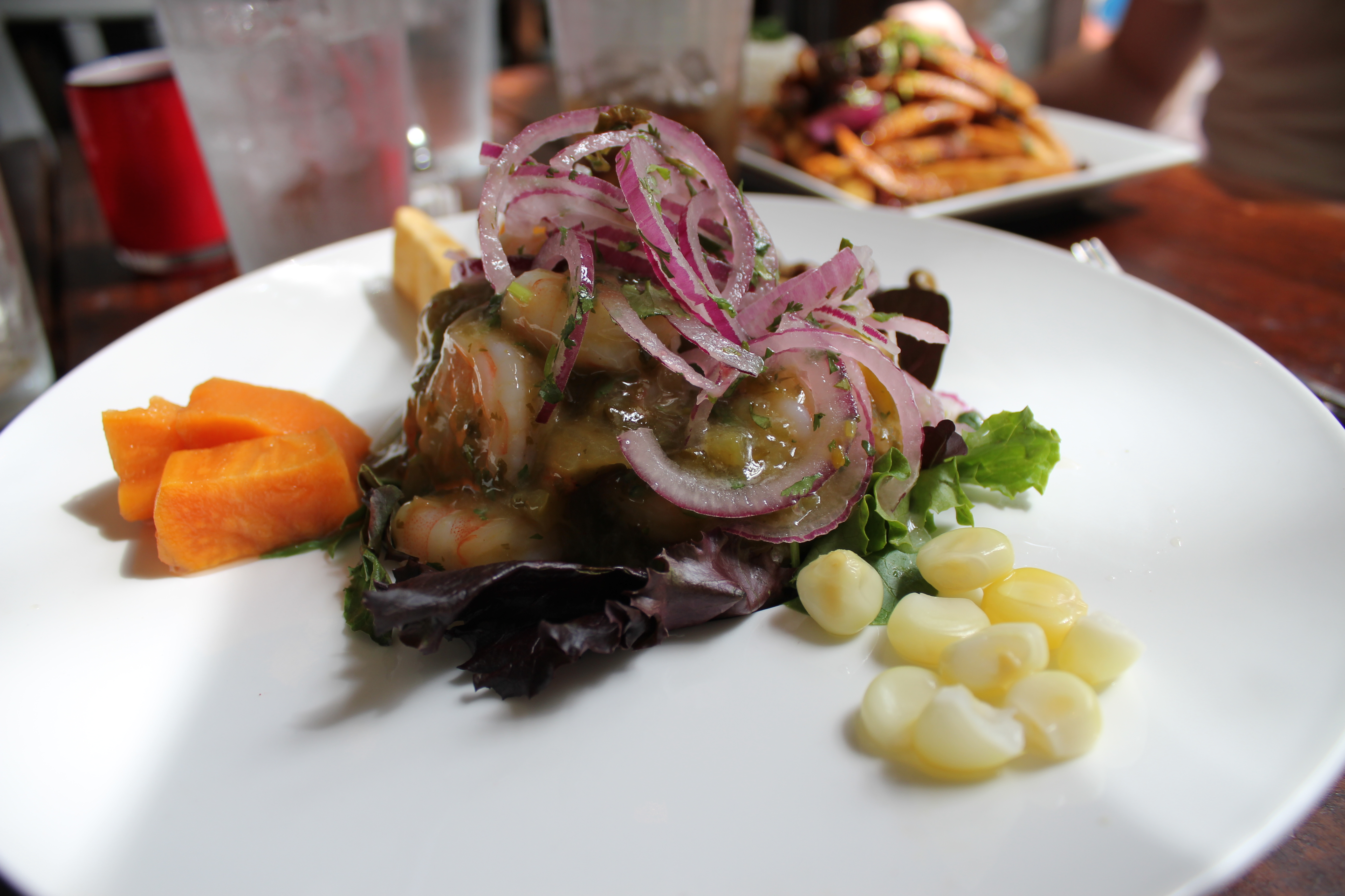 Image gallery new american fusion cuisine for Afro fusion cuisine