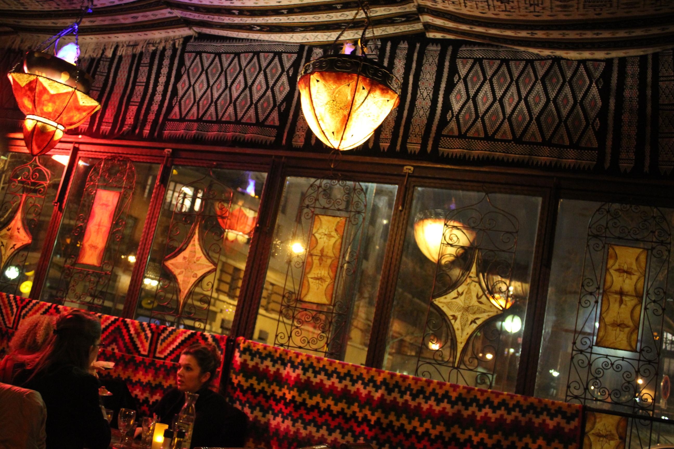Restaurant Atlantide Paris