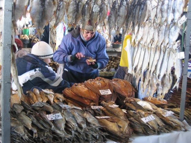 Odessa Privoz market