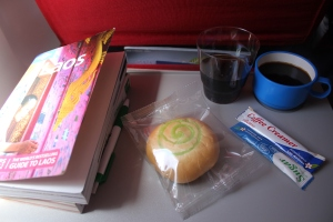 Lao Airlines meal
