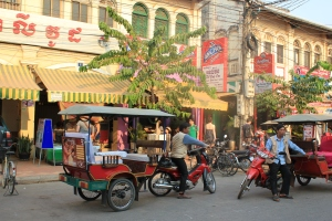 street view Siem Reap