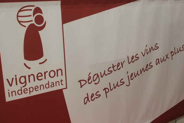 Vignerons Indépendants logo
