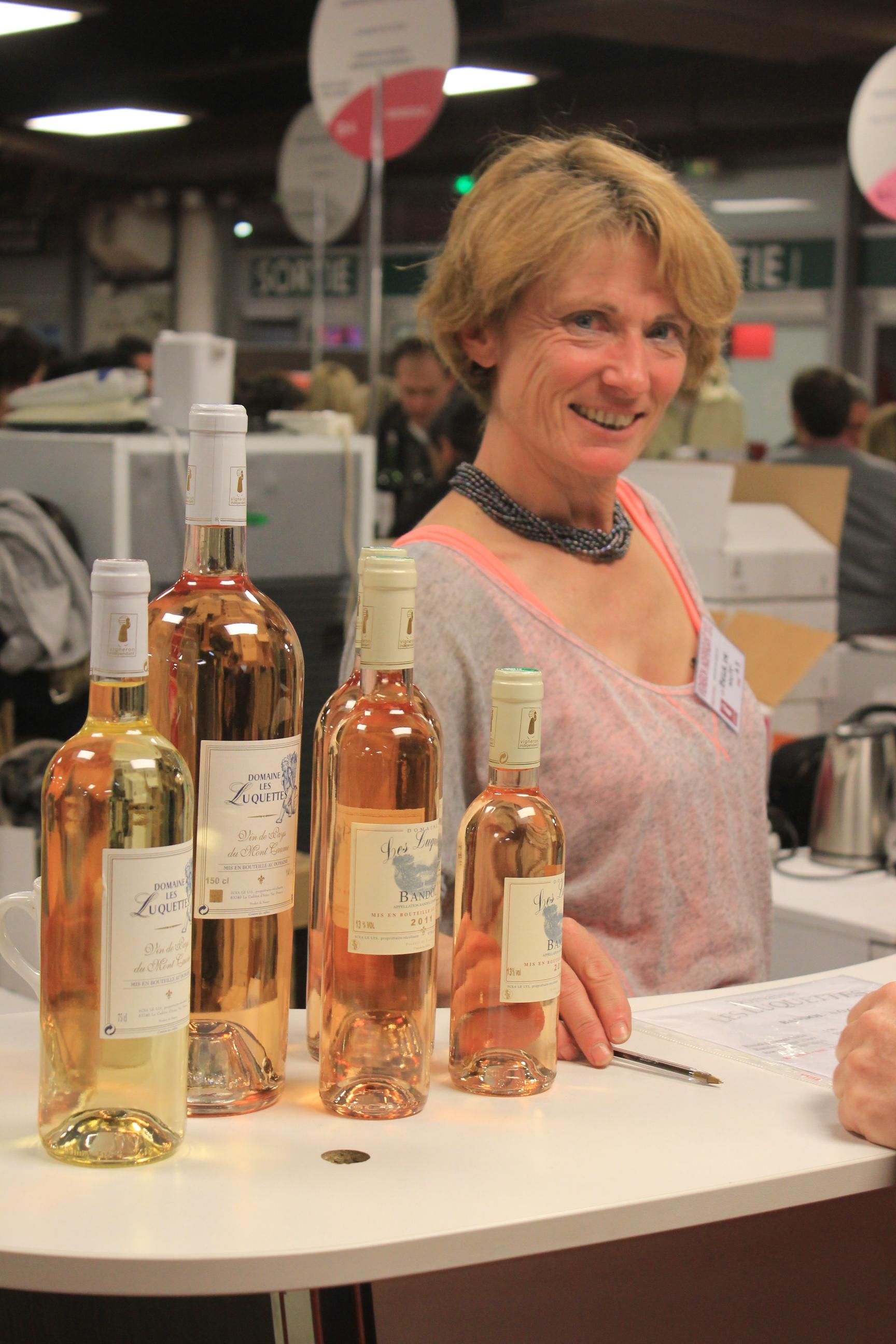 Wine tasting at salon des vins des vignerons ind pendants - Salon des vins ampuis ...
