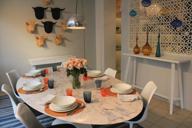Tulip Table Saarinen (from Finland!)