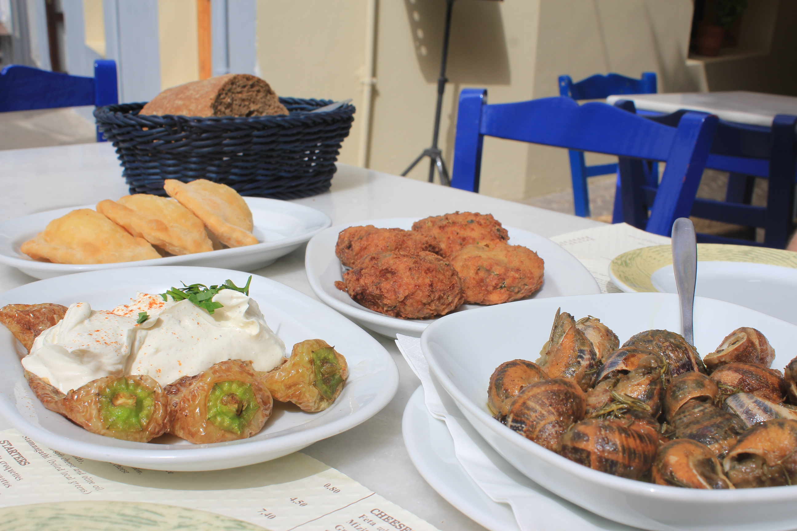 Where to eat in Chania Tamam pearlspotting