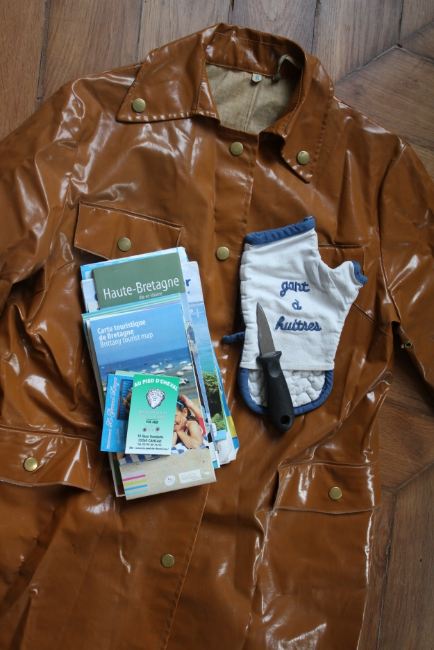 what to pack for a holiday in Bretagne (Brittany)