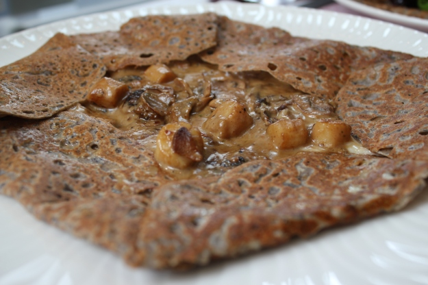 petoncle galette