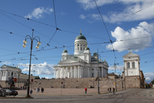 The Senate Square, Helsinki