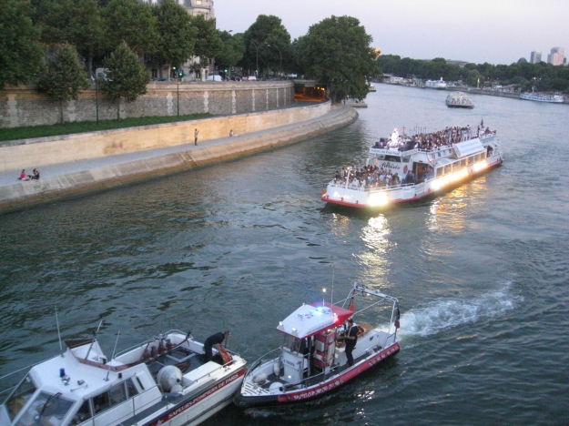 fluviale procession