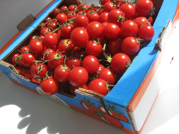 Sicilian cherry tomatoes