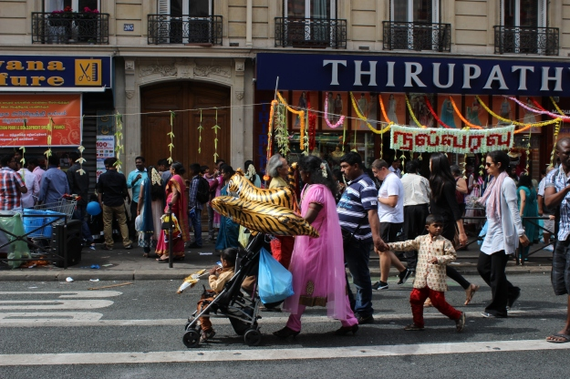 Little India of Paris