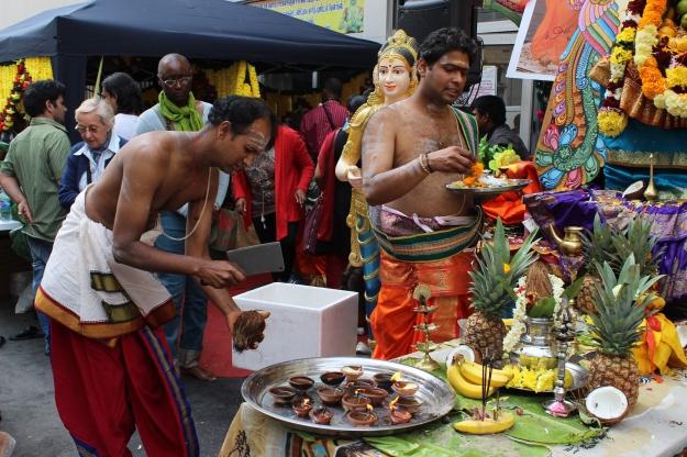 Ganesh festival Paris