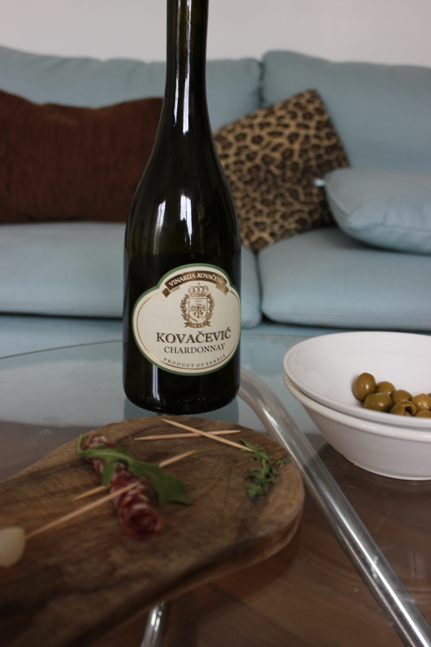 Kovacevic Chardonnay from Serbia