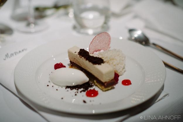 Yogurt sponge cake,