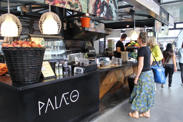 Torvehallerne, Paleo-restaurant
