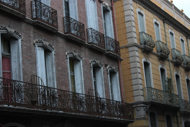 Catalan balconies