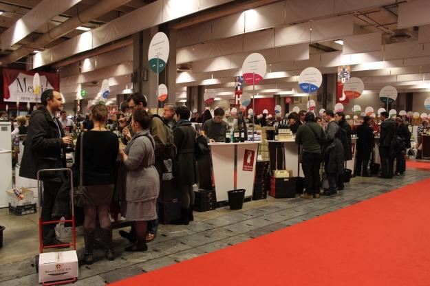 Les salons des vins des Vignerons Indépendants