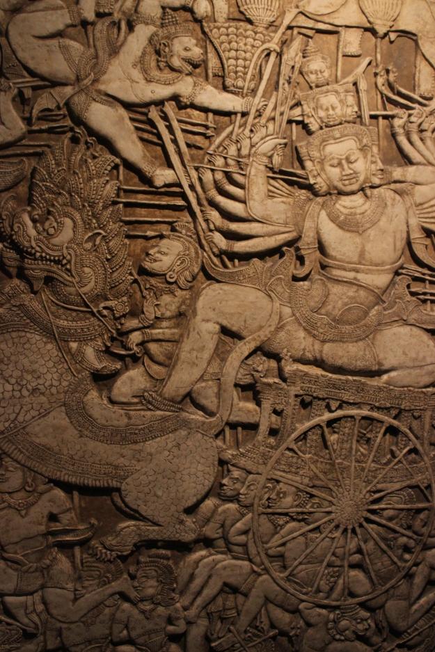Angkor, museum Guimet