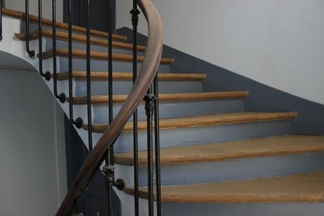 French stairways, Paris