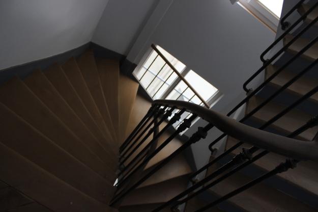 Parisian stairways