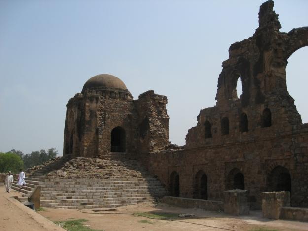 Firozabad, Delhi