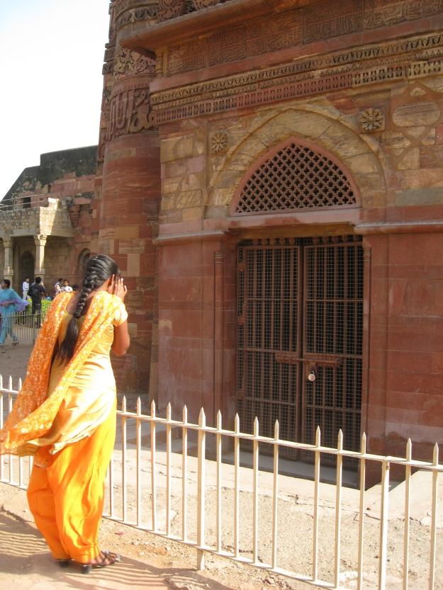 Mehrauli city, Delhi