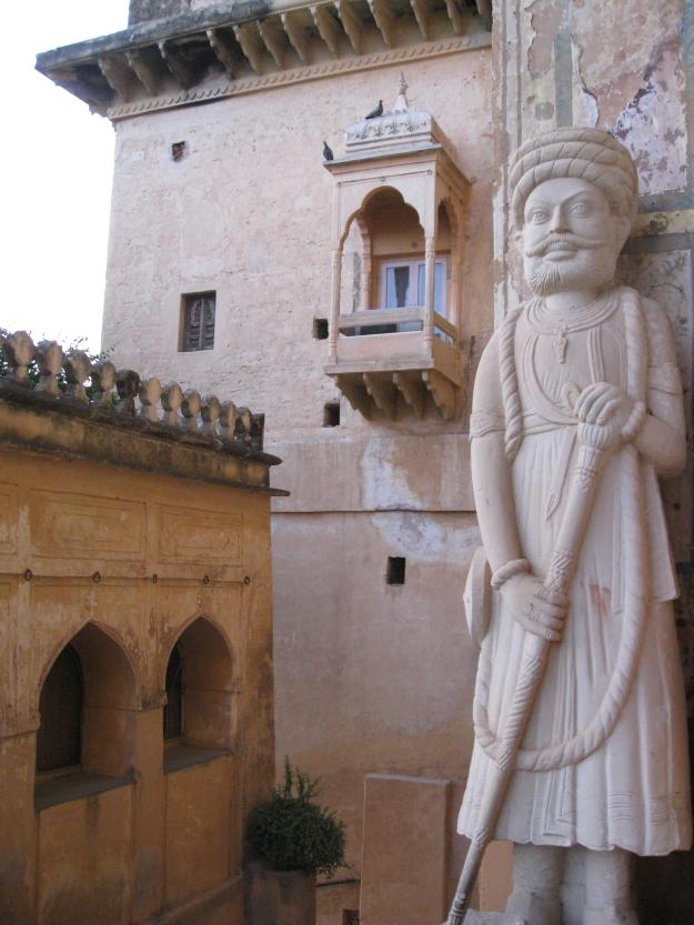 Neemrana Fort-Palace