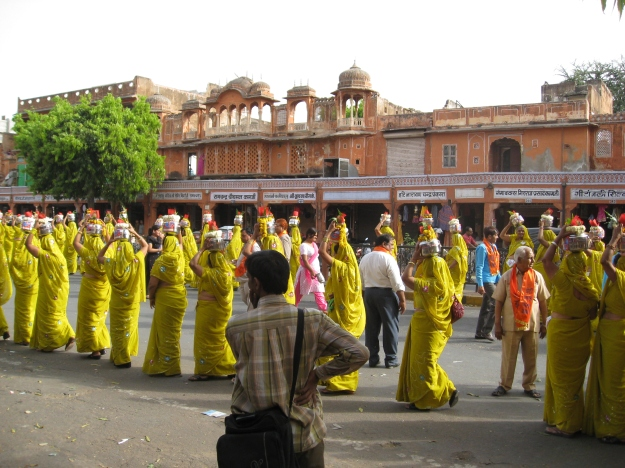 Parade in Jaipur