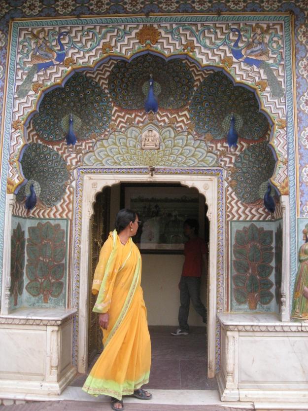 The City Palace Museum, Jaipur