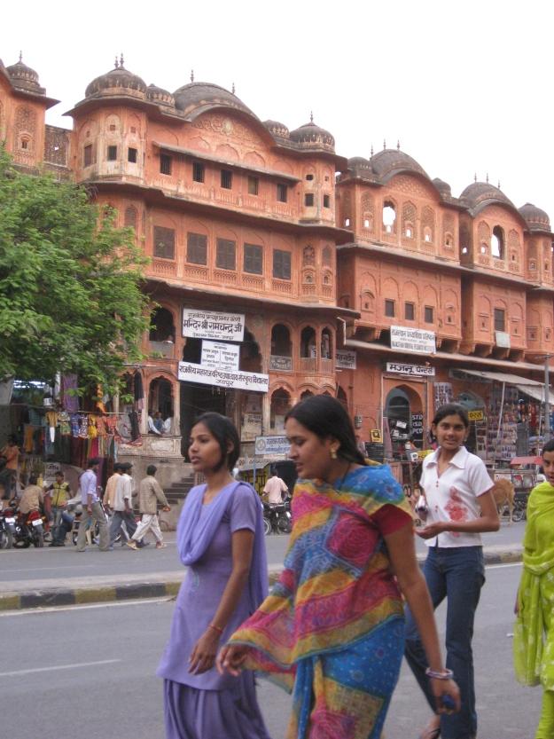 Jaipur street view