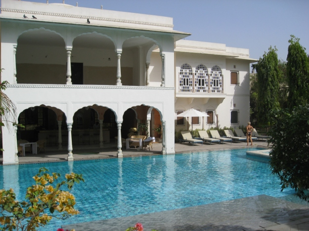 haveli in Jaipur