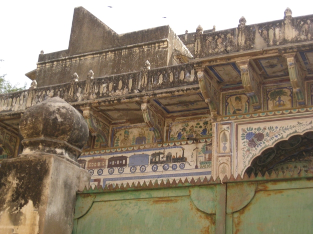 Haveli in Shekhawati