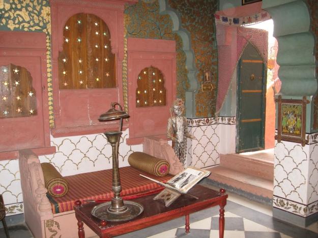 Bhairon Vilas, reception