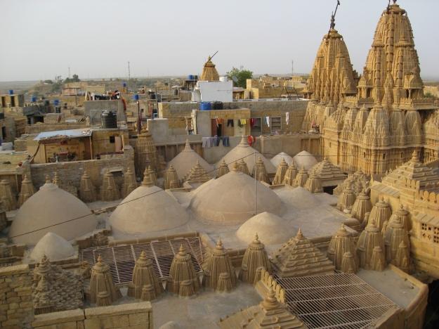 Jaisalmer Jain temples