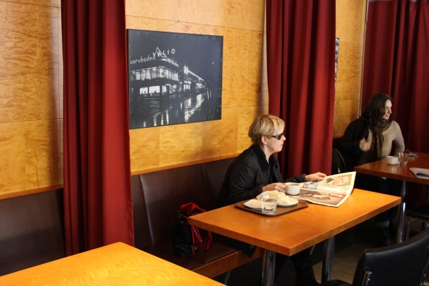 Cafe Lasipalatsi