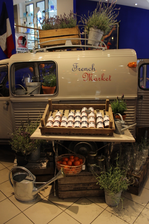 A Season in France, Conran Shop, Paris