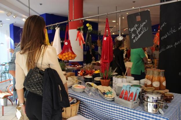 A Season in France, Conran Shop, Paris