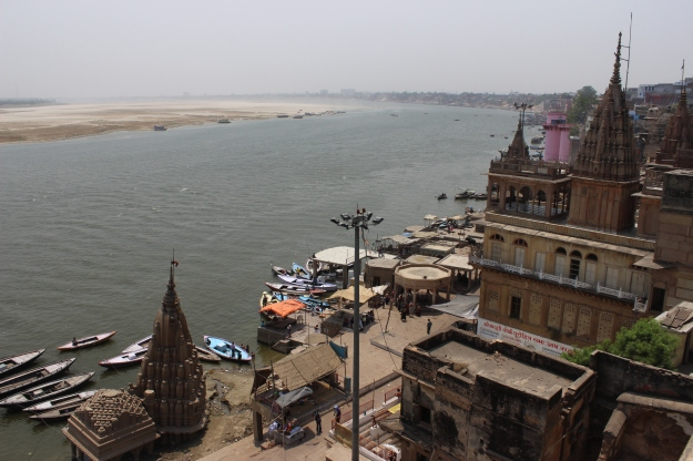 Varanasi, the Ganges River