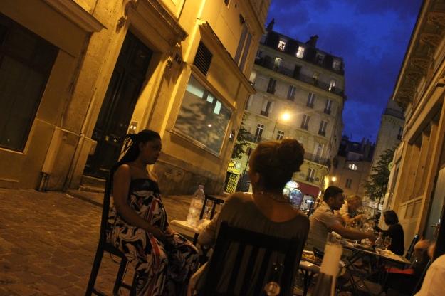 Sheger, Paris