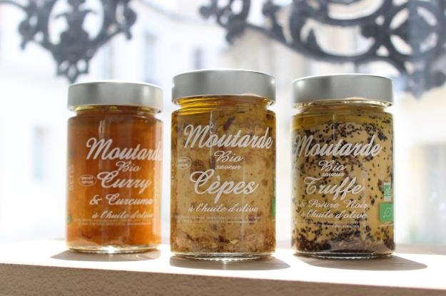 mustard, Savor & sens