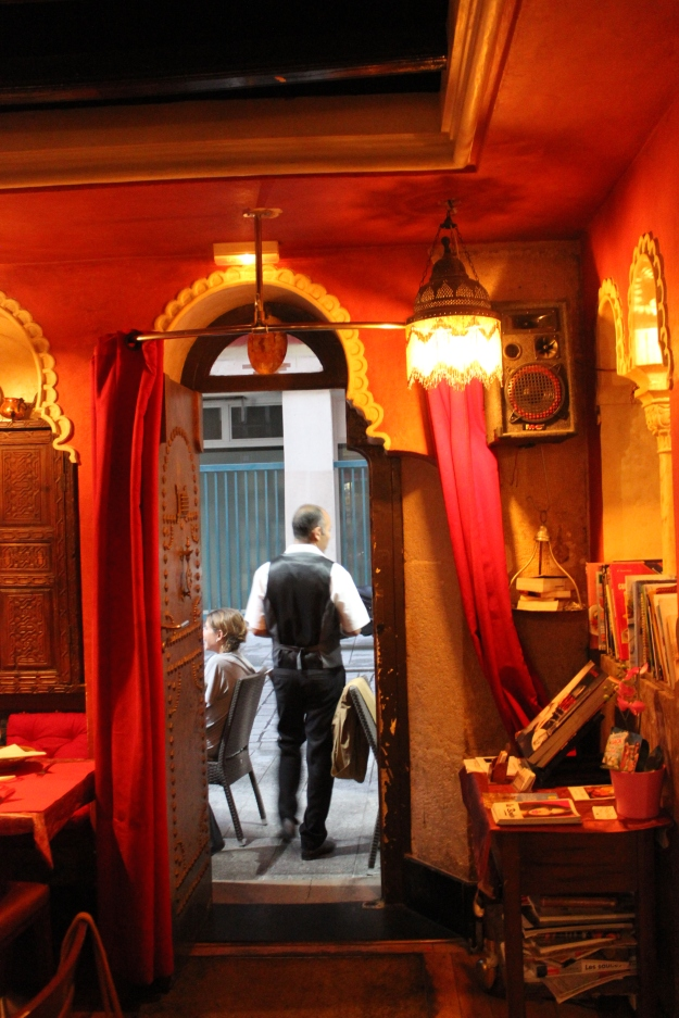 Open the door and enter the world of North African food.
