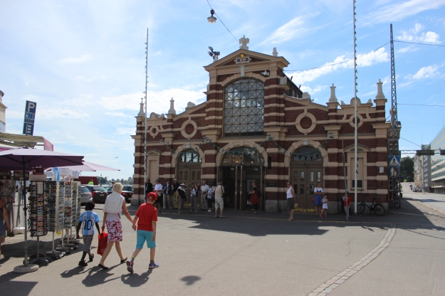 The Old Market Hall opened its doors in 1889. This is when Finland was an autonomous state of Russia named the Grand Duchy of Finland.