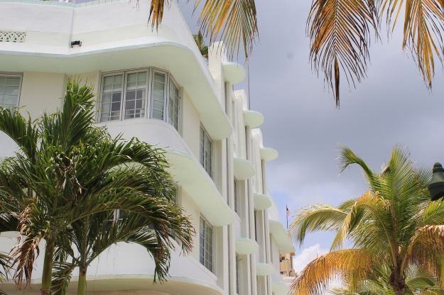 Art and architecture in Miami. South Beach is the world's most famous art deco district.
